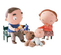 Развитие ребенка 7-9 месяцев Осмотр в поликлинике в 9 месяцев