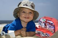 Аптечка для ребенка на море