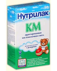 кисломолочные смеси