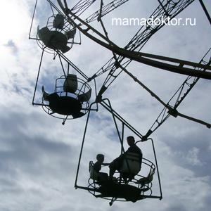 колесо на олимпе