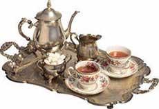 ребенку чай