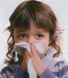 Насморк у детей Лечение