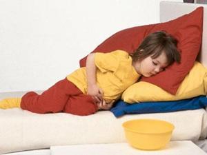 боли в животе у ребёнка