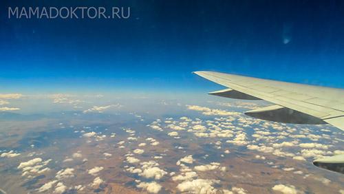 В Турцию с Тез Тур Отзыв 2014 Полёт