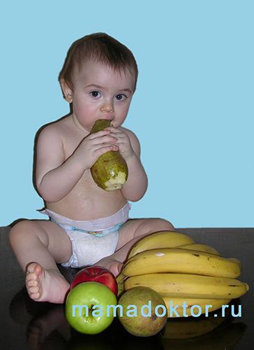 витамины детям до 1 года