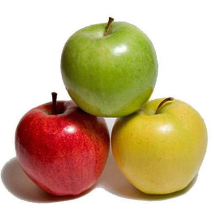 какие яблоки можно детям