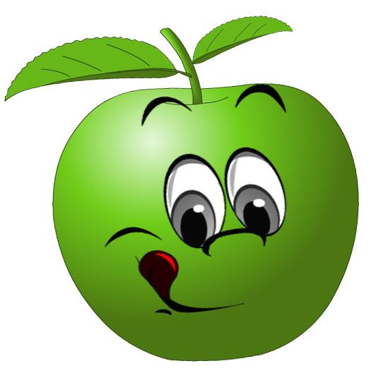 яблоки детям