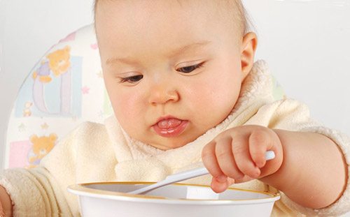 ребенку можно суп