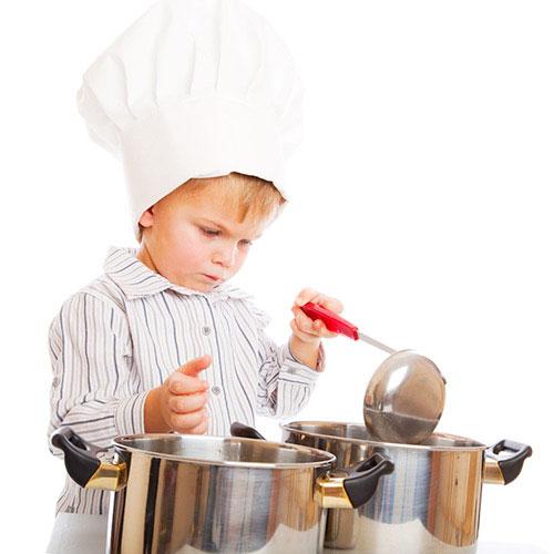 суп ребенку