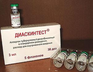 диаскинтест