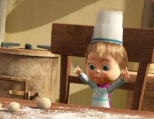 Хлеб ребенку