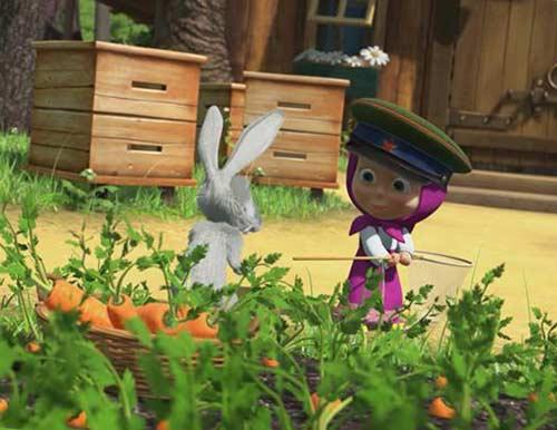 Морковь ребенку