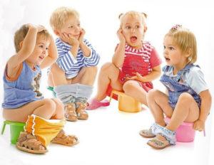 отдать ребенка в детский сад