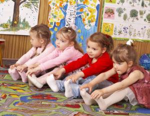 отдать ребенка в детский сад?
