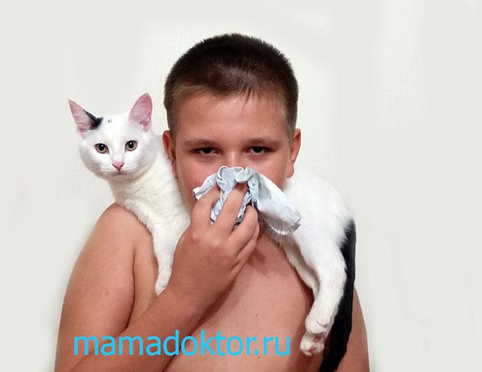 аллергия на нутрилон 3