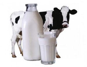 Аллергия на молоко