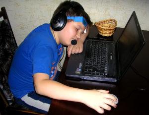 вред компьютера для ребенка