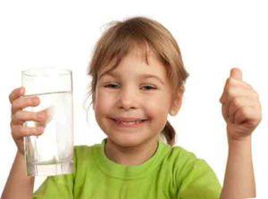 Что ребенку можно пить