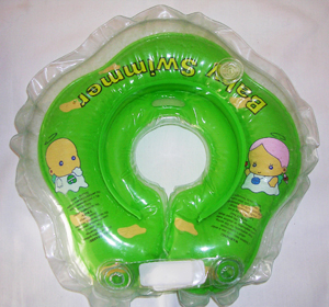 Круг для плавания младенцев на шею