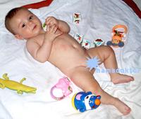 игрушки в 4 месяца