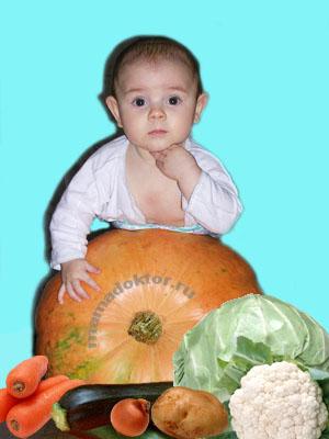 овощной прикорм