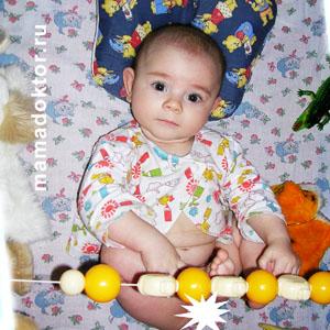 Анемия у грудничка 4-й месяц жизни