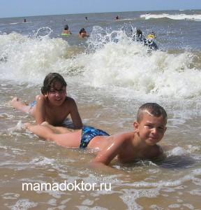 азов Отдых с ребенком в Анапе