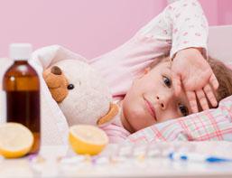 Высокая температура без симптомов