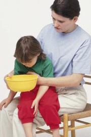 Рвота и понос у ребёнка