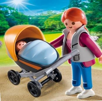 гулять с новорожденным