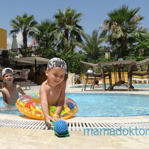 Отель Стелла Турция Кемер бассейн