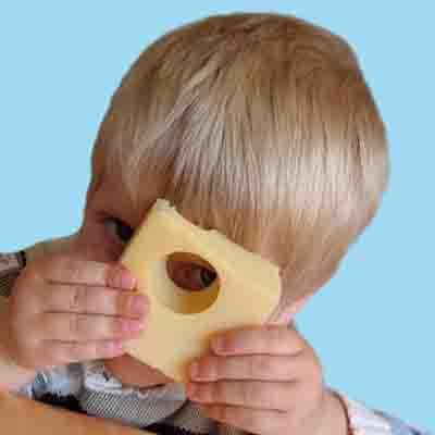 сыр детям