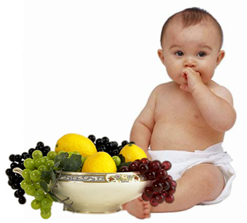 виноград изюм детям
