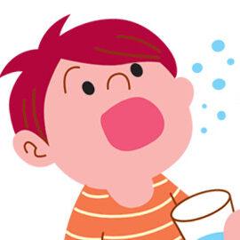 Чем полоскать горло ребенку