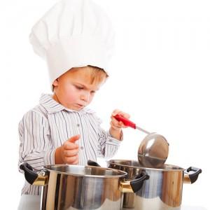 Когда ребенку можно суп