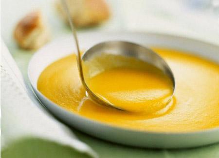 Овощной суп с мясом для ребенка