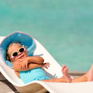 Солнечные ванны детям Показания