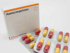Лучший антибиотик для детей - амоксициллин