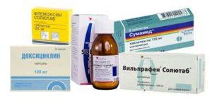 Пневмония у ребенка Антибиотики