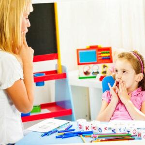 Когда ребенок начинает говорить ?