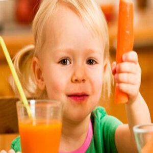 Первый сок Самый полезный сок для ребенка